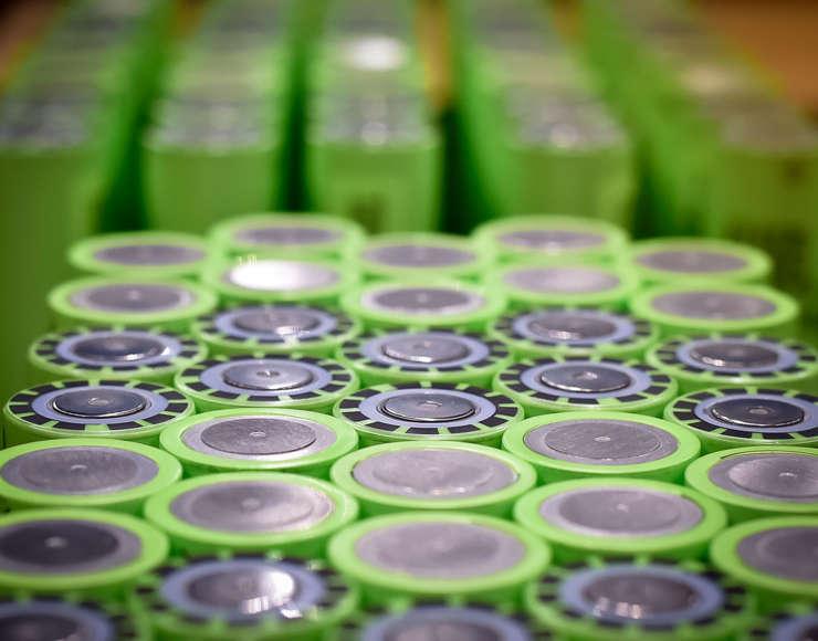 LFP batterijen